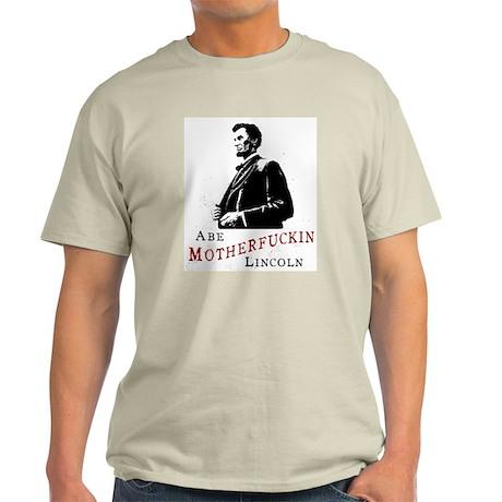 Abe MF Lincoln Light T-Shirt