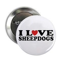 I Love Sheepdogs 2.25