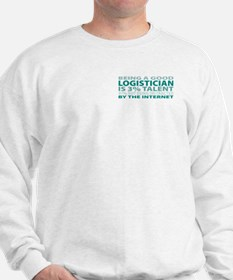 Good Logistician Sweatshirt