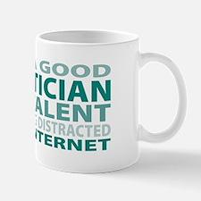 Good Logistician Mug