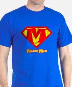 Magic Man Emblem T-Shirt