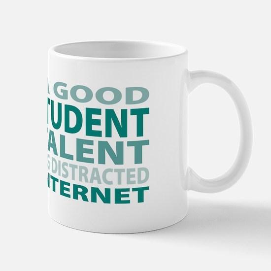 Good Latin Student Mug