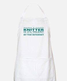 Good Knitter BBQ Apron