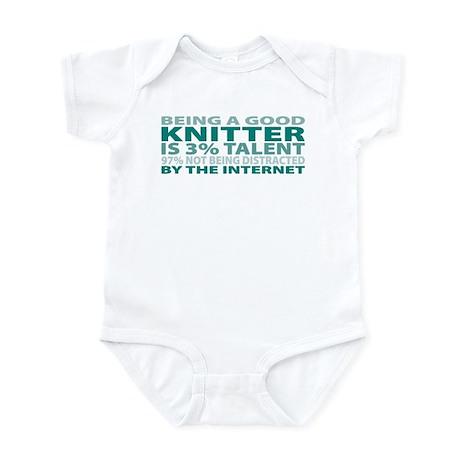 Good Knitter Infant Bodysuit