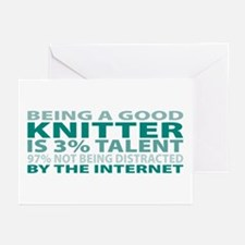Good Knitter Greeting Cards (Pk of 10)