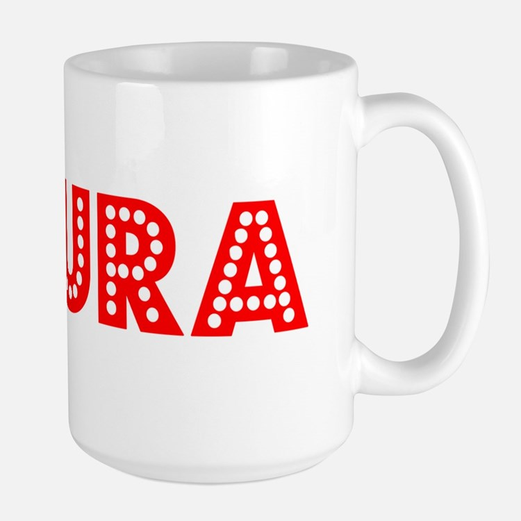 Retro Maura (Red) Mug