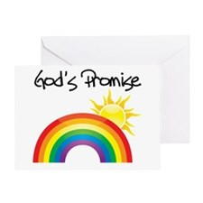 God's Promise Greeting Card