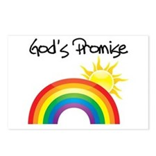 God's Promise Postcards (Package of 8)