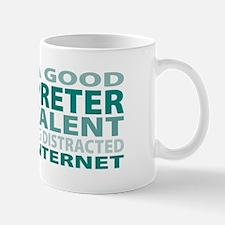 Good Interpreter Mug
