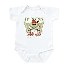 Captain Mason Infant Bodysuit