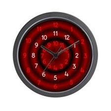 Multi-Timezone Wall Clock