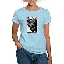 Adopt a Big Black Dog T-Shirt