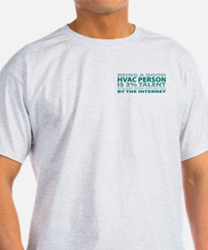 Good HVAC Person T-Shirt
