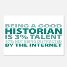 Good Historian Postcards (Package of 8)