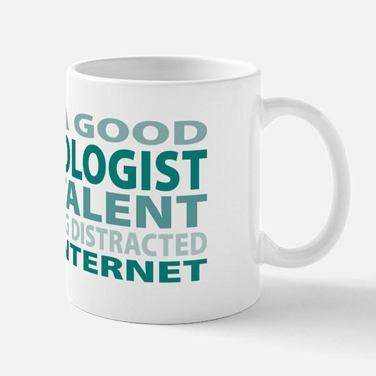Good Herpetologist Mug