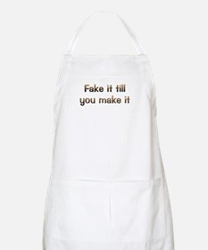 CW Fake It BBQ Apron