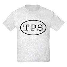 TPS Oval T-Shirt