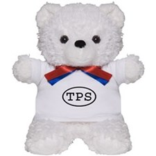 TPS Oval Teddy Bear