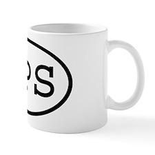 TPS Oval Mug
