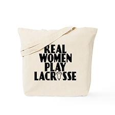 Lacrosse RealWomen Tote Bag