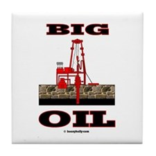 Big Oil Tile Coaster