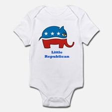 Little Republican Infant Bodysuit