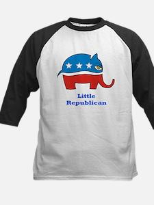 Little Republican Kids Baseball Jersey