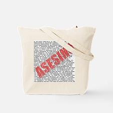 Che Guevara Kills Design Tote Bag
