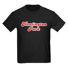Retro Huntington P.. (Red) T