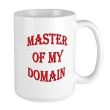 Master of My Domain Mug