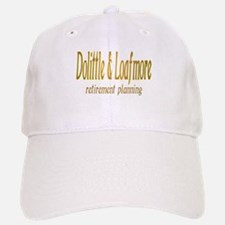 Dolittle & Loafmore retiremen Baseball Baseball Cap