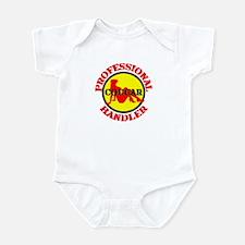 COUGAR HANDLER T-SHIRT FUNNY Infant Bodysuit