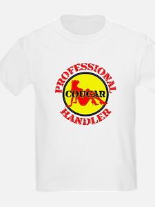 COUGAR HANDLER T-SHIRT FUNNY T-Shirt
