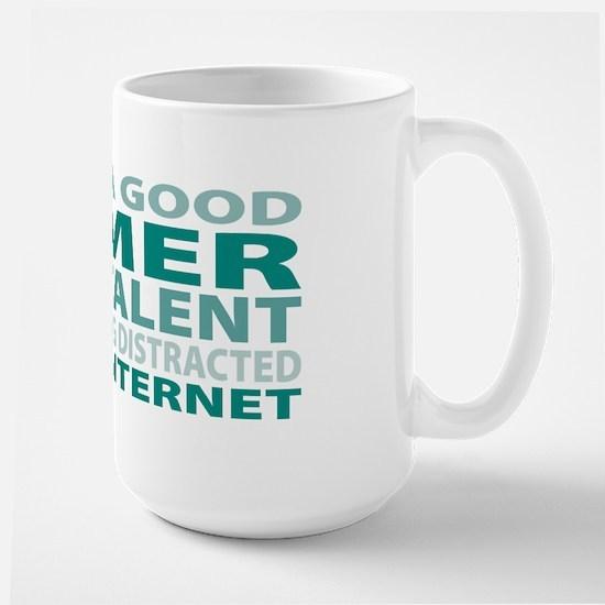 Good Gamer Large Mug