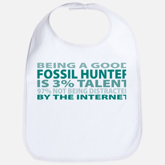 Good Fossil Hunter Bib