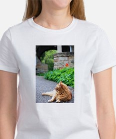 Relax Like a Cat Tee