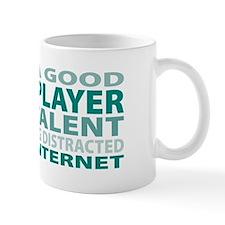 Good Flute Player Mug