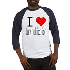 jury nullification Baseball Jersey