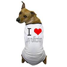 jury nullification Dog T-Shirt