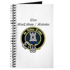 Cute Maccallum Journal