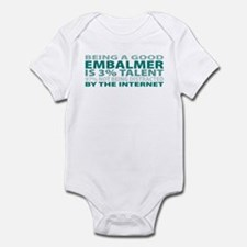 Good Embalmer Infant Bodysuit