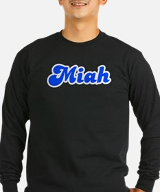 Retro Miah (Blue) T
