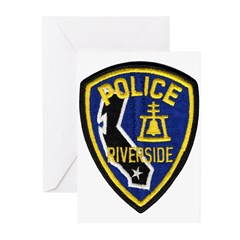 Riverside PD Greeting Cards (Pk of 20)