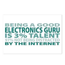 Good Electronics Guru Postcards (Package of 8)
