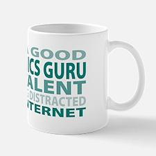 Good Electronics Guru Mug