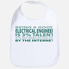 Good Electrical Engineer Bib
