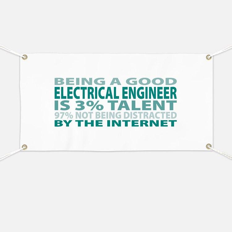 Good Electrical Engineer Banner