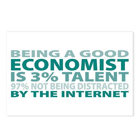 Good Economist Postcards (Package of 8)