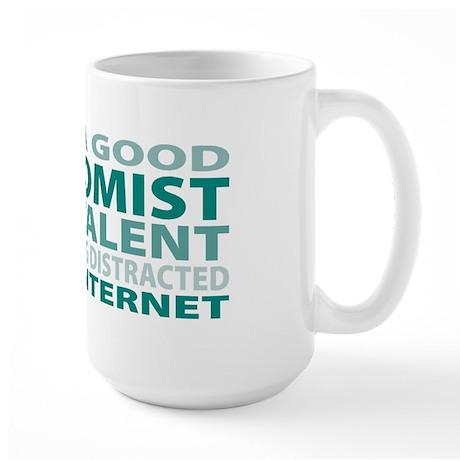Good Economist Large Mug