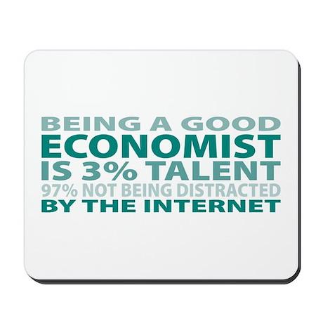 Good Economist Mousepad